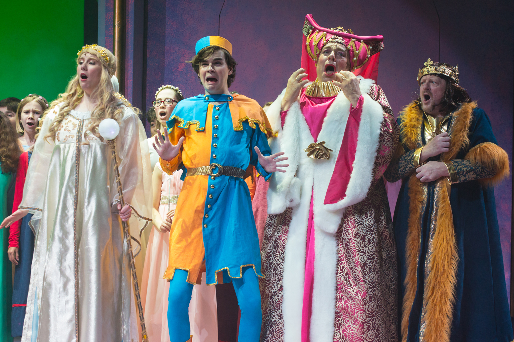 Sleeping Beauty Christmas Panto
